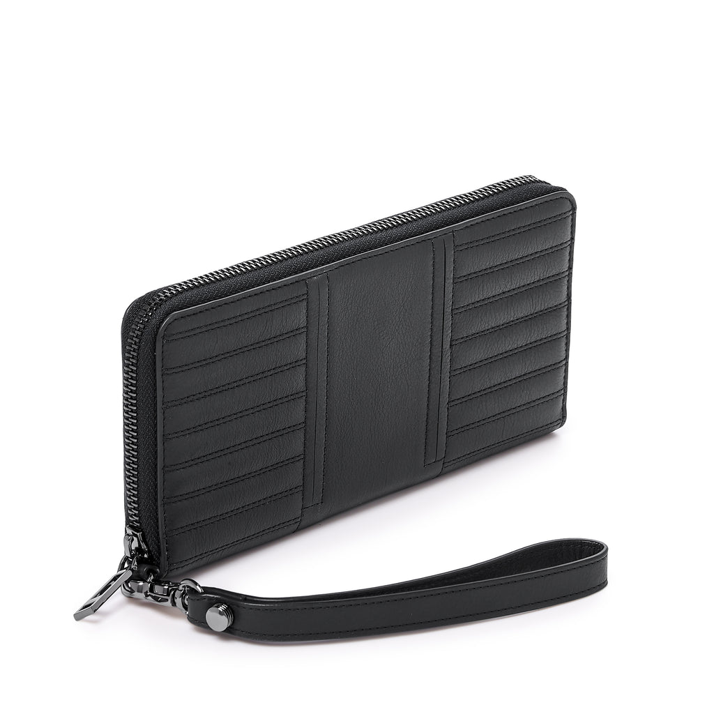 Moto Zip Around Wallet