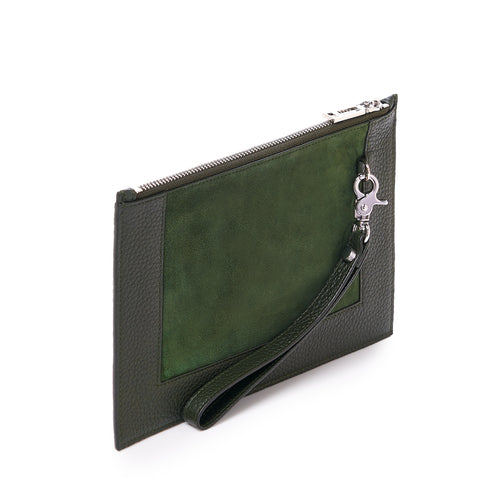 Barrow Zip Wristlet Alternate View