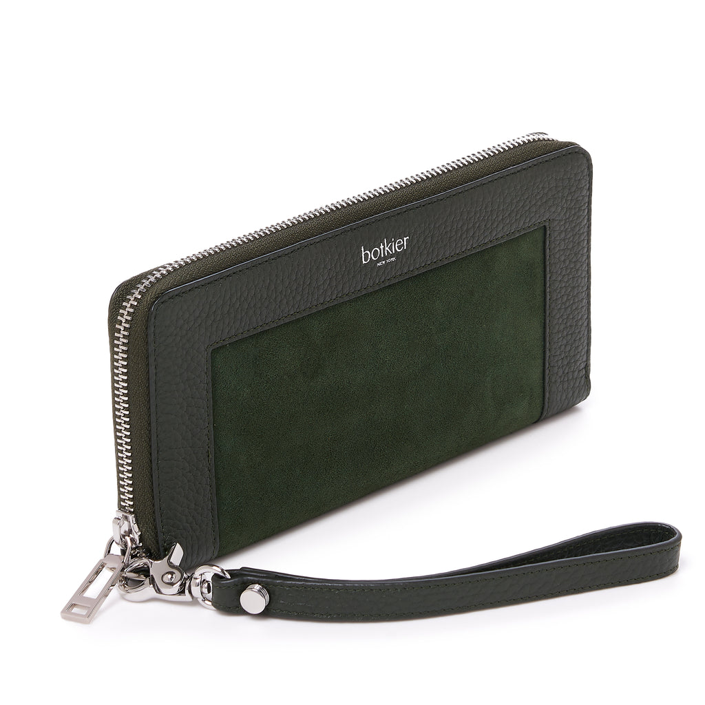 Barrow Zip Around Wallet