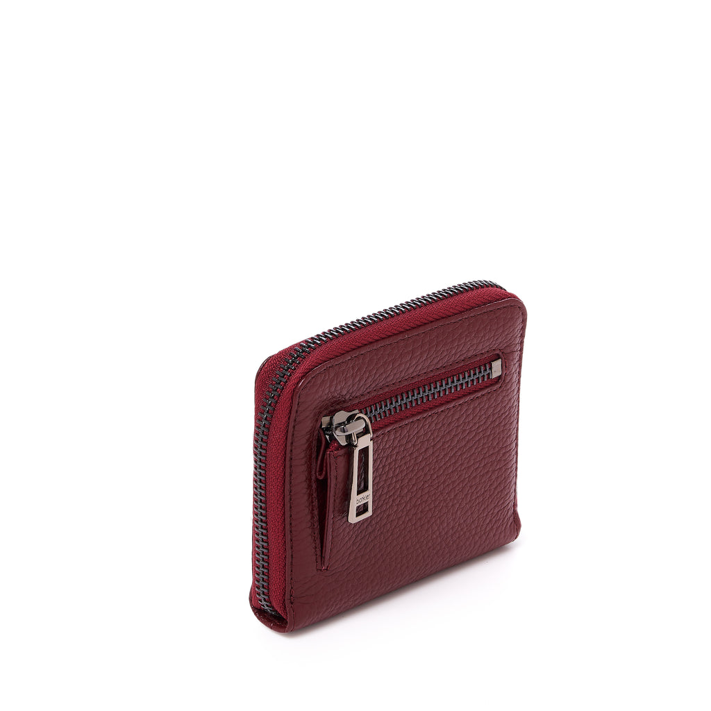 Barrow Small Zip Wallet
