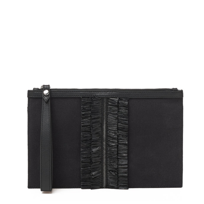 baily clutch black