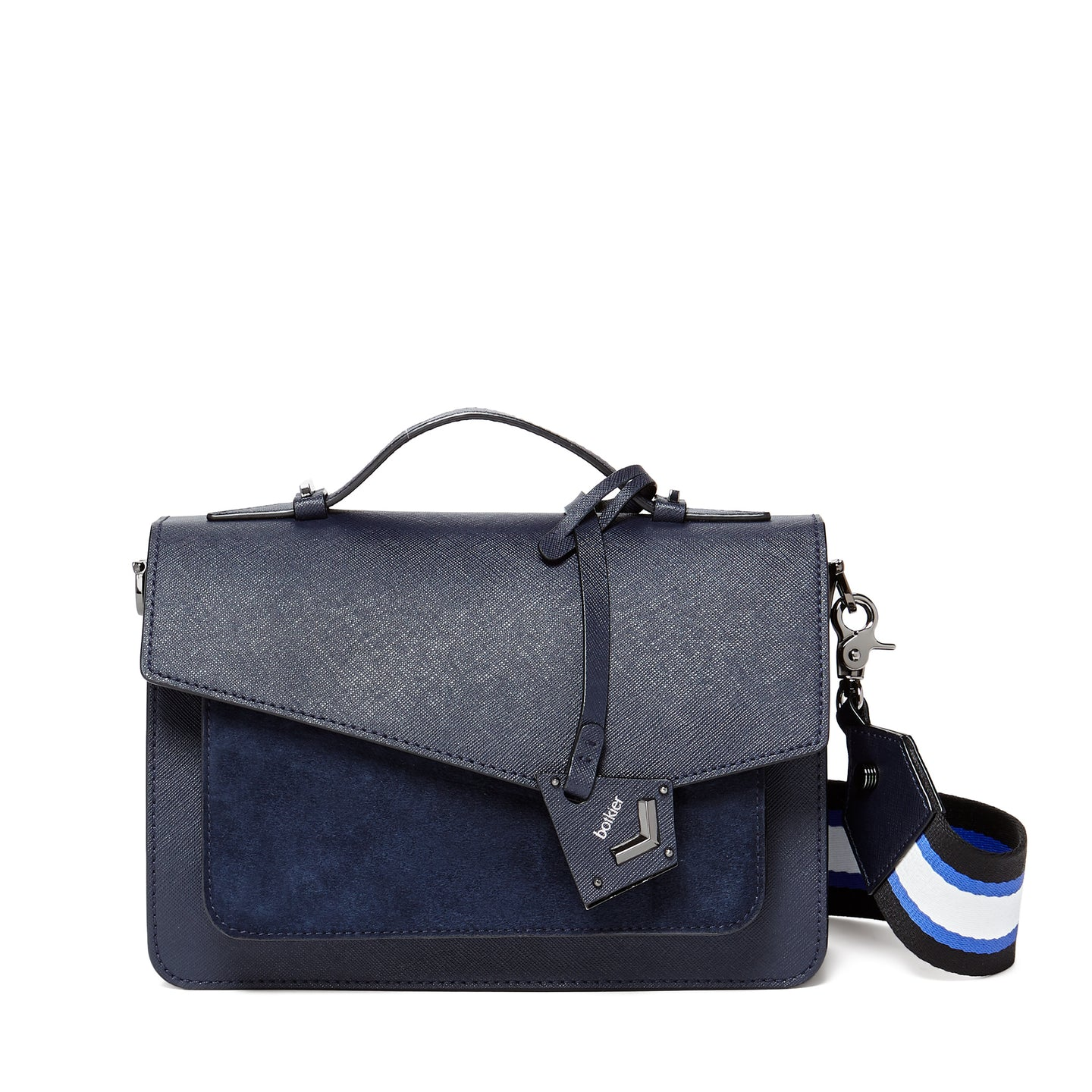Cobble Hill Crossbody (Suede)