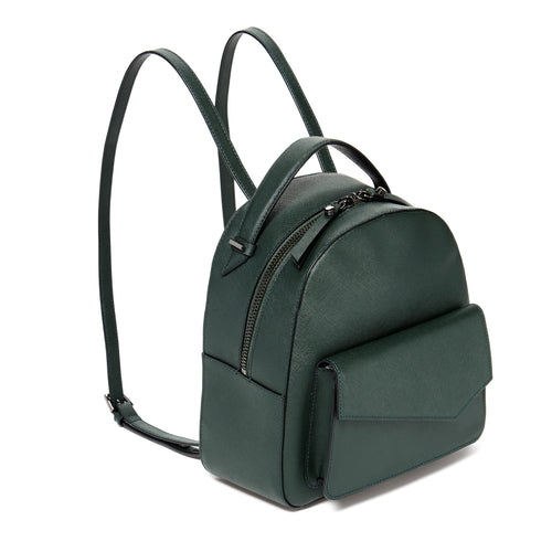 botkier cobble hill backpack in winter green Alternate View