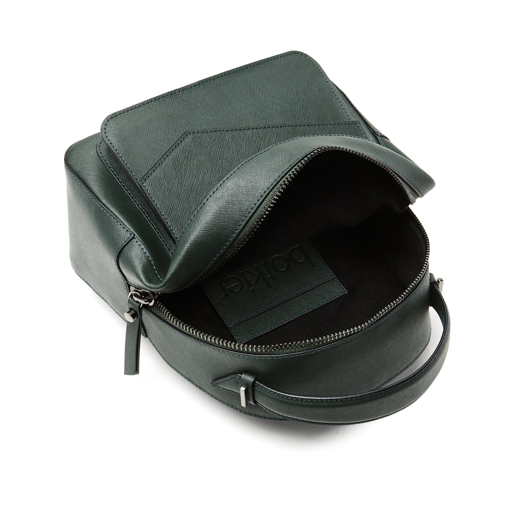 botkier cobble hill backpack in winter green