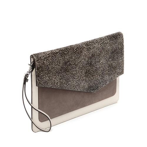Cobble Hill Flap Clutch (Novelty) Alternate View