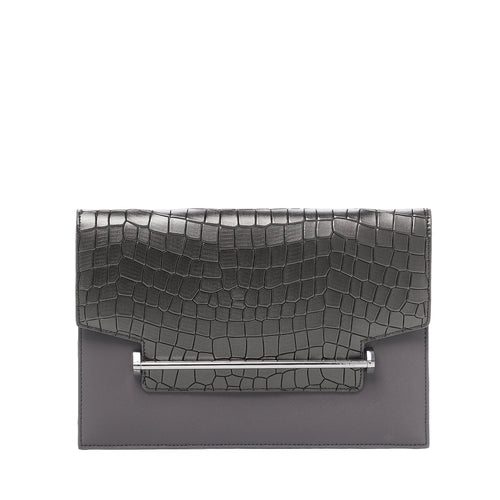 Lennox Flap Clutch (Croco)