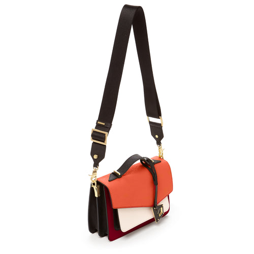 Cobble Hill Crossbody Classic (Colorblock) Alternate View