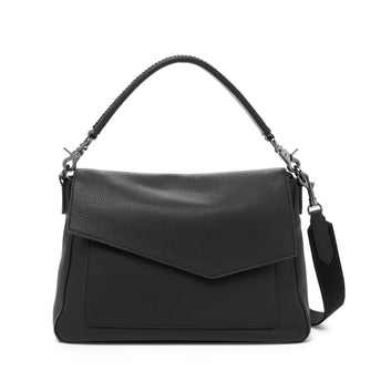 botkier cobble hill hobo black front