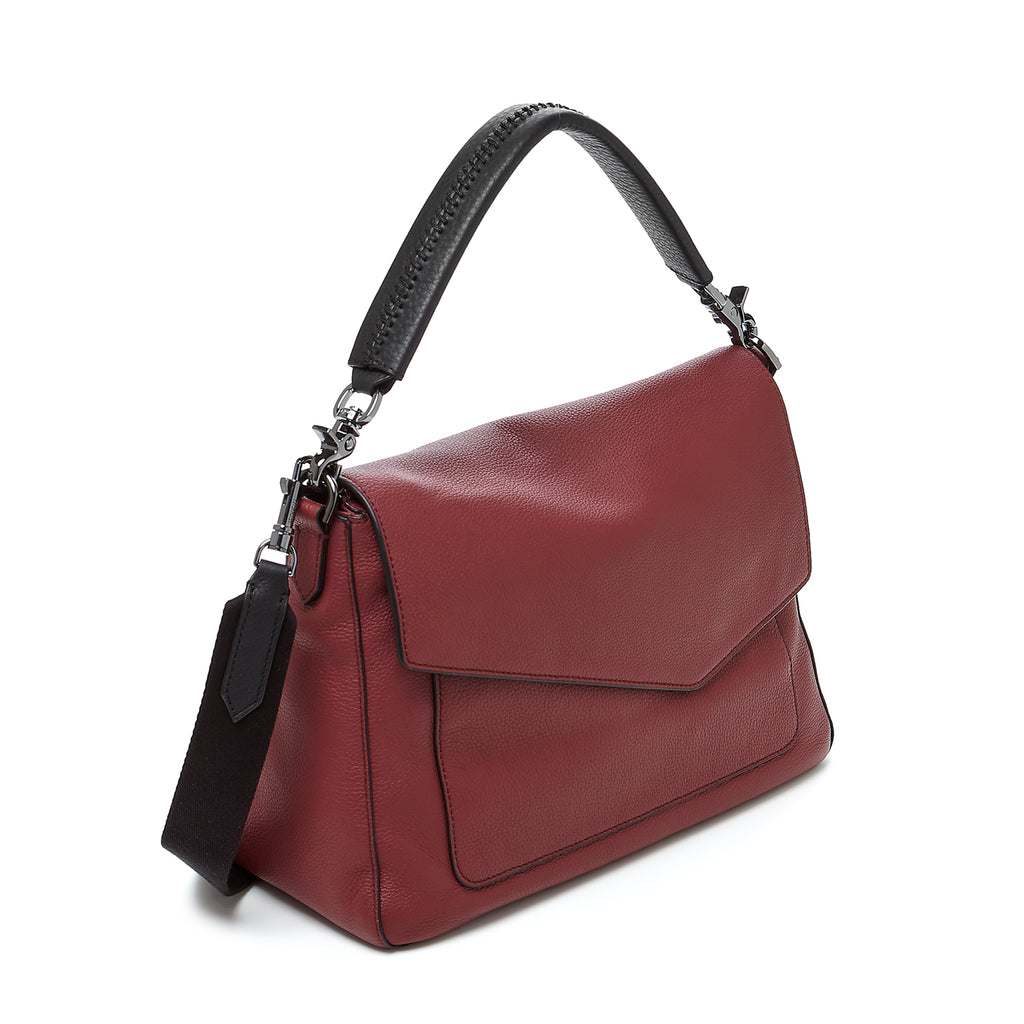 botkier cobble hill hobo cordovan angle