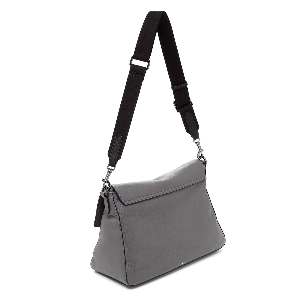 botkier cobble hill hobo smoke webbed strap