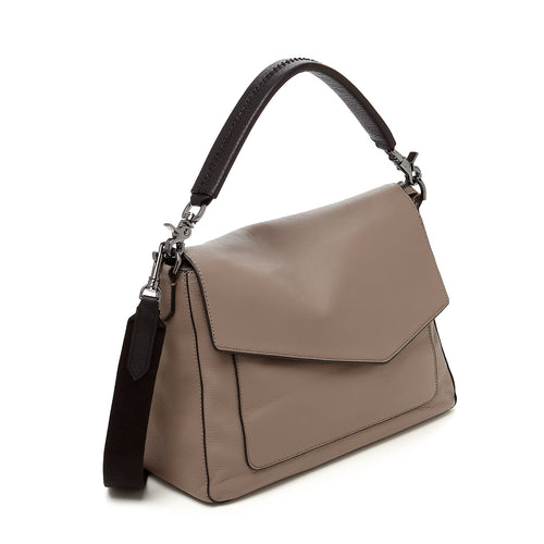 botkier cobble hill hobo truffle front Alternate View