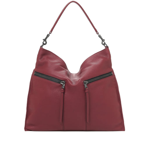 botkier trigger hobo cordovan front