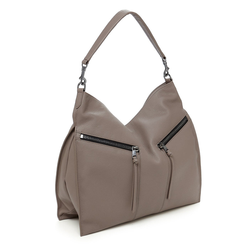 botkier trigger hobo truffle front angle