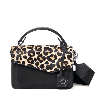 botkier cobble hill crossbody leopard front