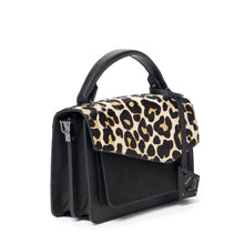 botkier cobble hill crossbody leopard angle