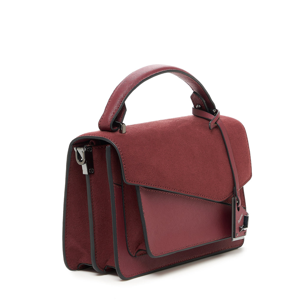 botkier cobble hill crossbody cordovan sliced angle