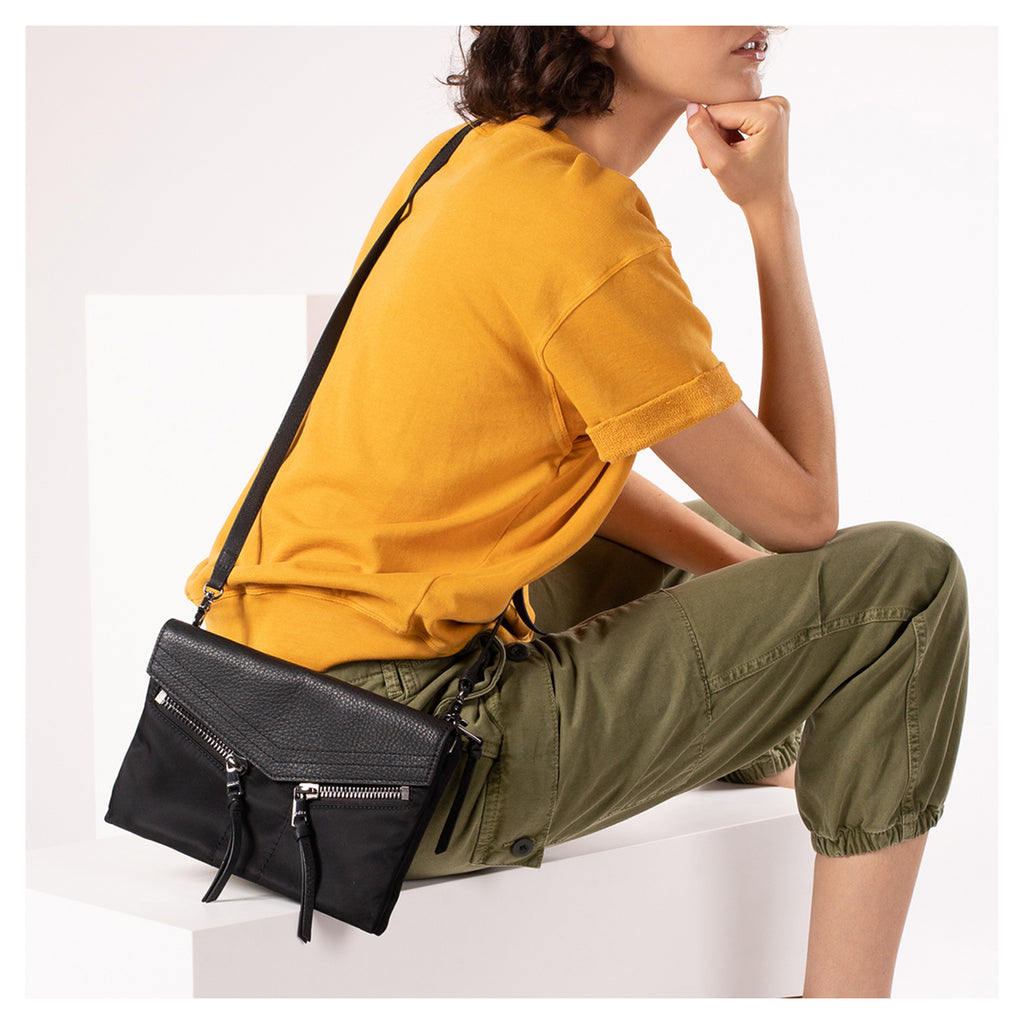 Trigger Nylon Crossbody