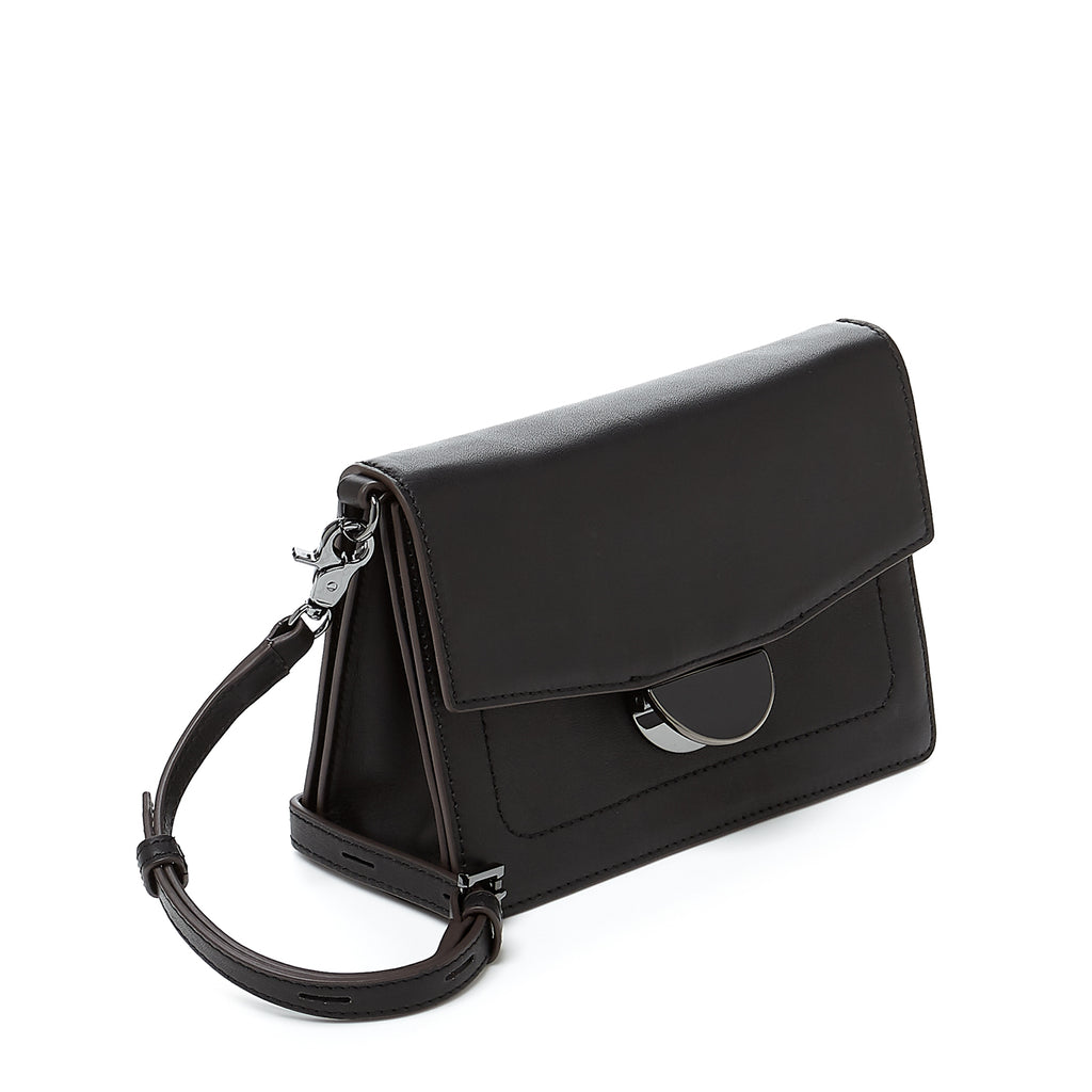 botkier astor crossbody black angle
