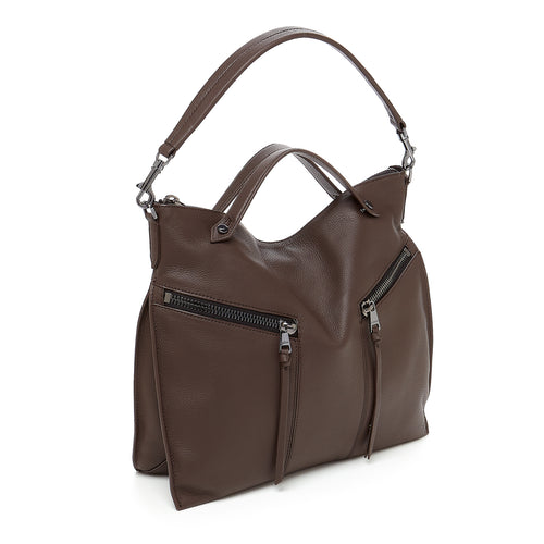 botkier trigger convertible hobo java front Alternate View