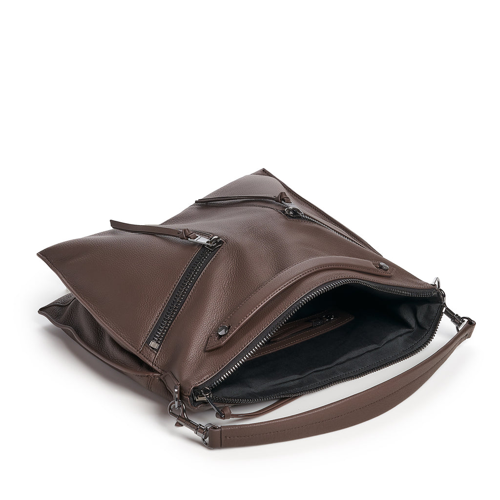 botkier trigger convertible hobo java inside