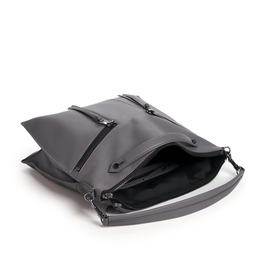 botkier trigger convertible hobo smoke inside