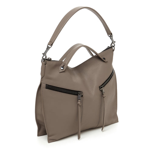 botkier trigger convertible hobo truffle front Alternate View