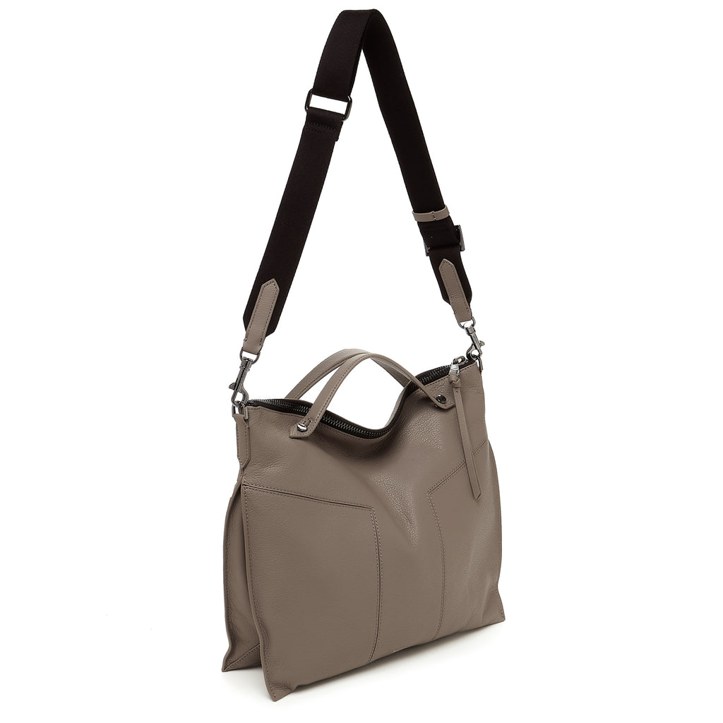 botkier trigger convertible hobo truffle back with strap