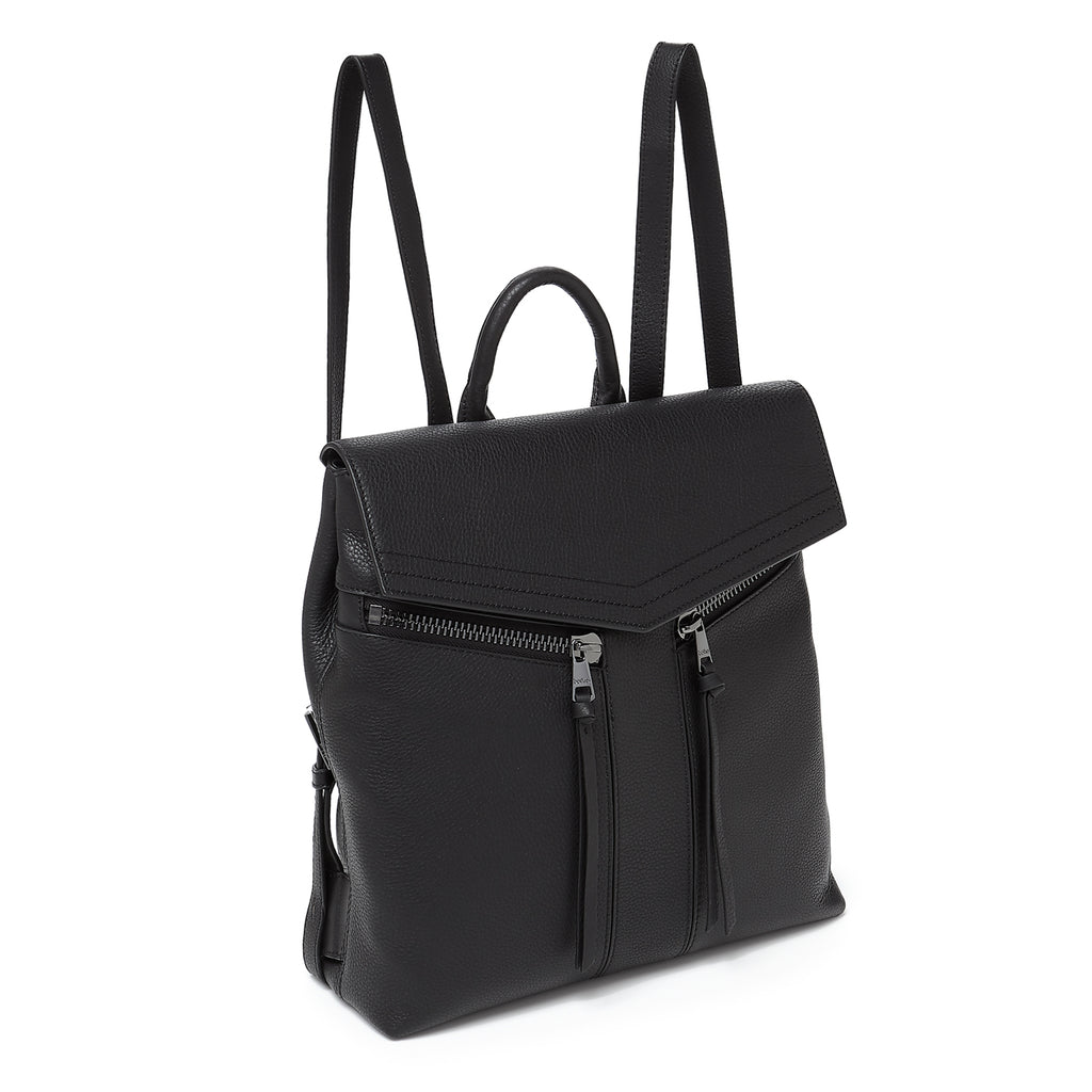 botkier trigger backpack black angle