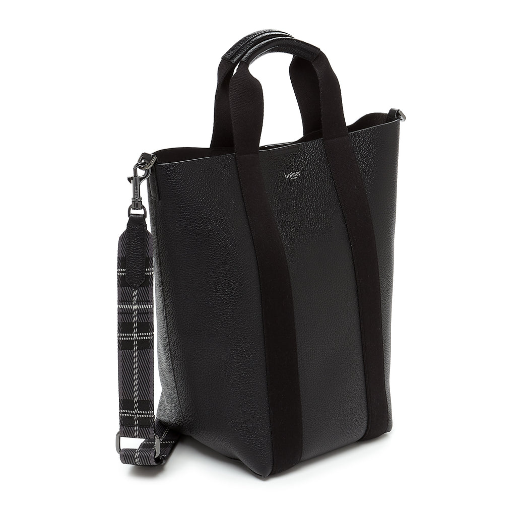 botkier sutton place shopper black angle