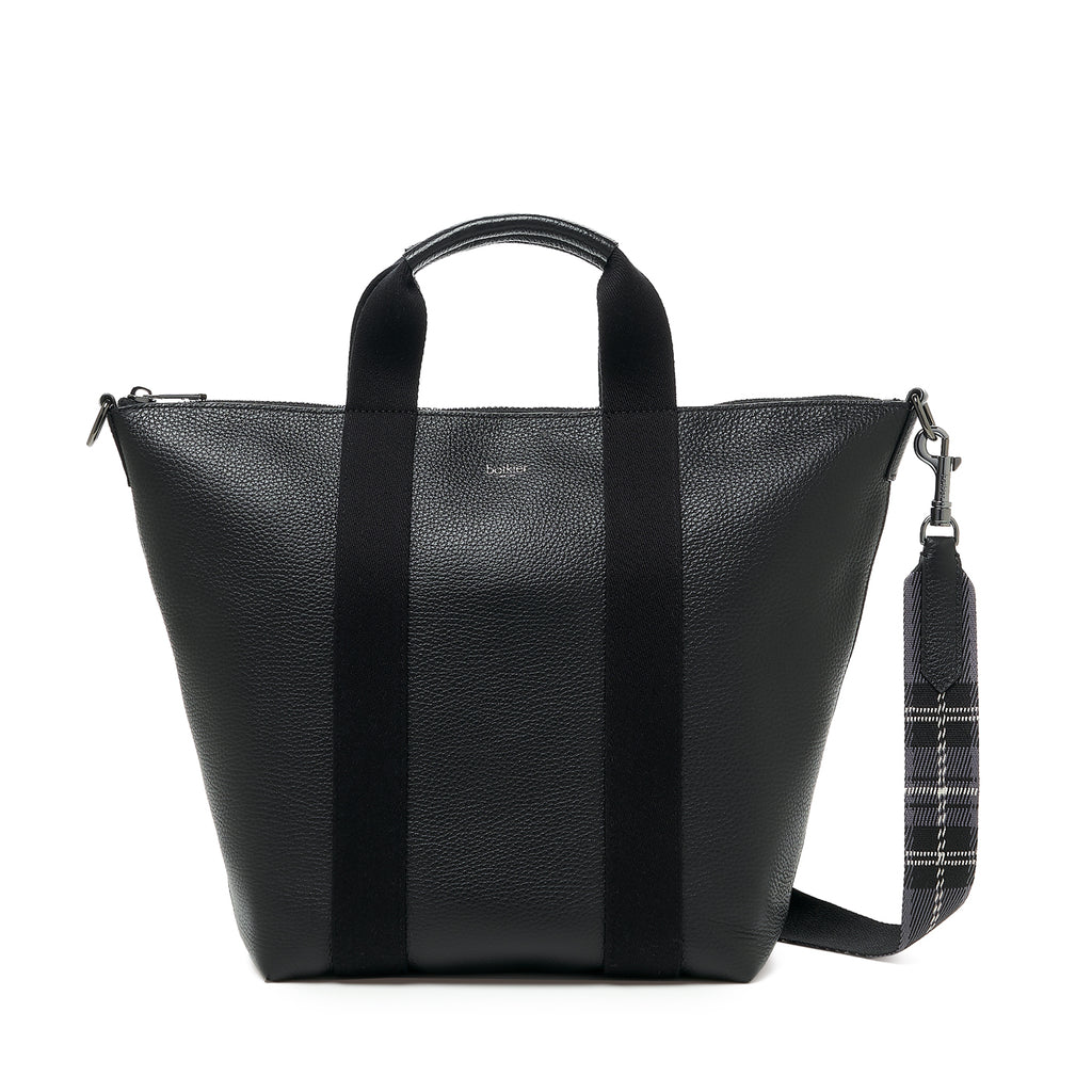 botkier sutton place tote black front