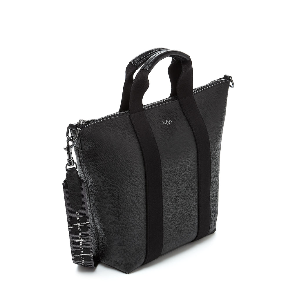 botkier sutton place tote black angle