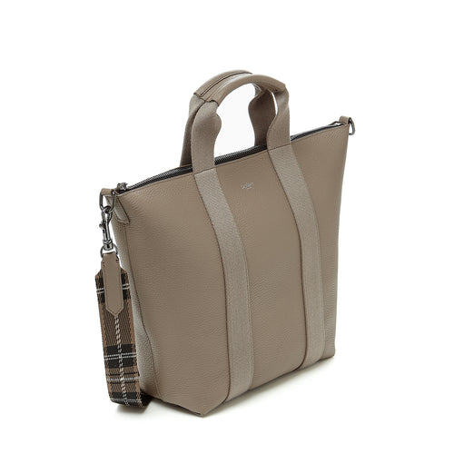 botkier sutton place tote truffle front Alternate View
