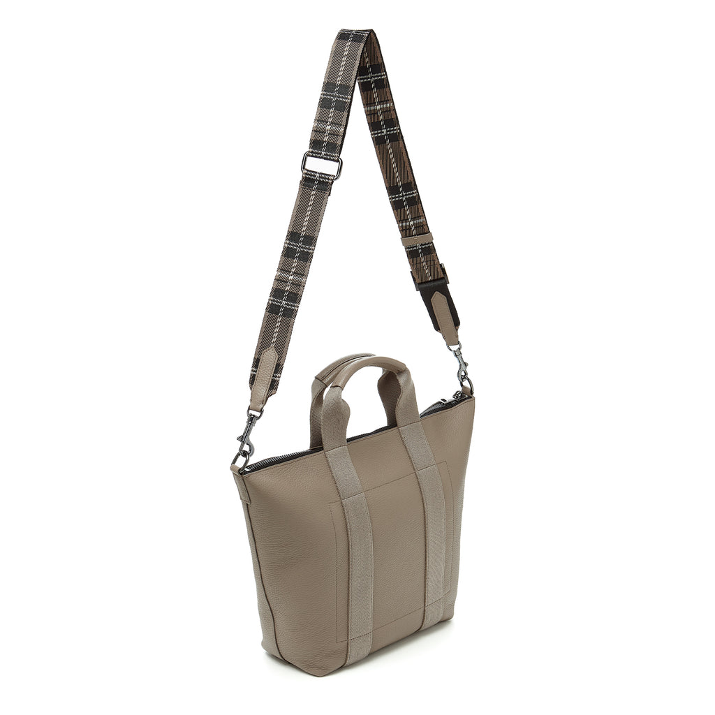 botkier sutton place tote truffle back strap up