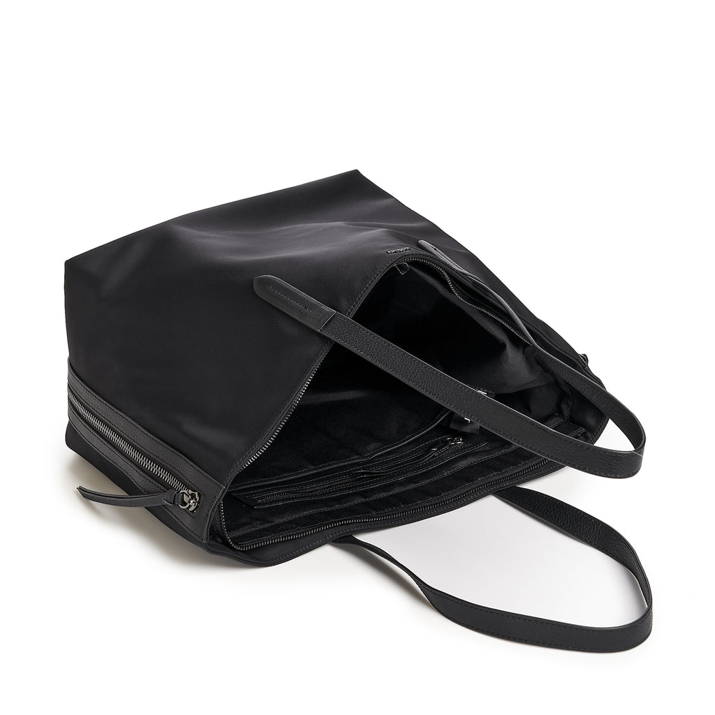 botkier bond tote black inside