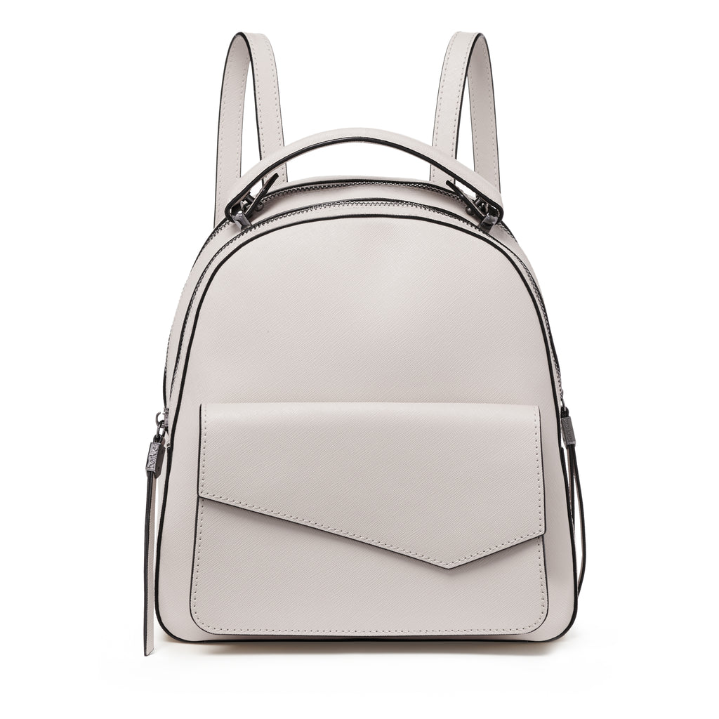 botkier cobble hill backpack in dove grey