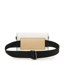 botkier cobble hill mini crossbody fawn colorblock belt strap