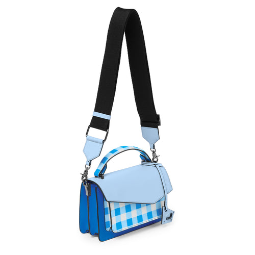 Cobble Hill Crossbody (Gingham) Alternate View