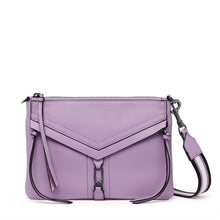 Trigger Top Zip Crossbody