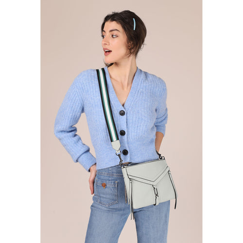 Trigger Top Zip Crossbody Alternate View
