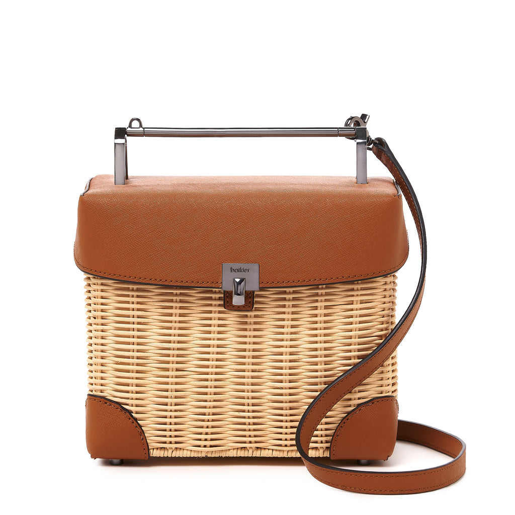 Lennox Wicker Lunchbox