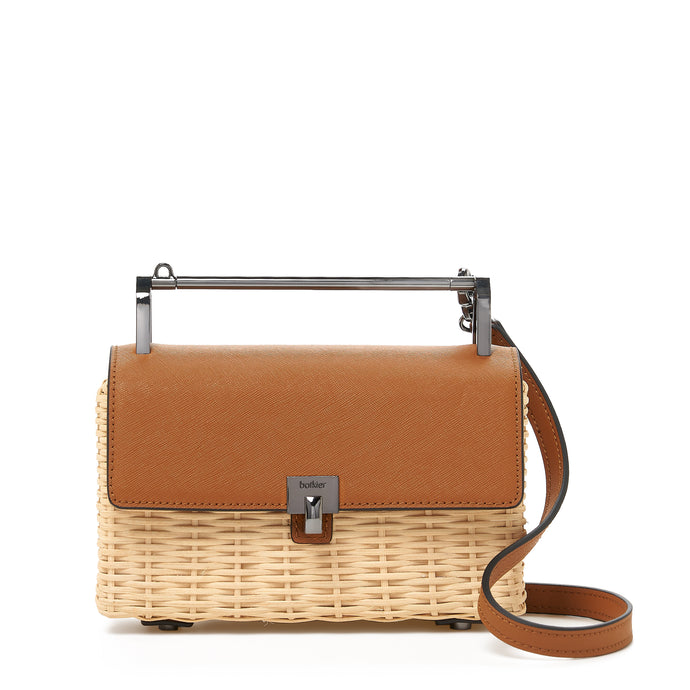 Lennox Wicker Crossbody
