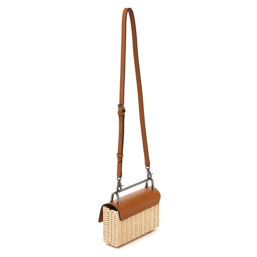 Lennox Wicker Crossbody Alternate View