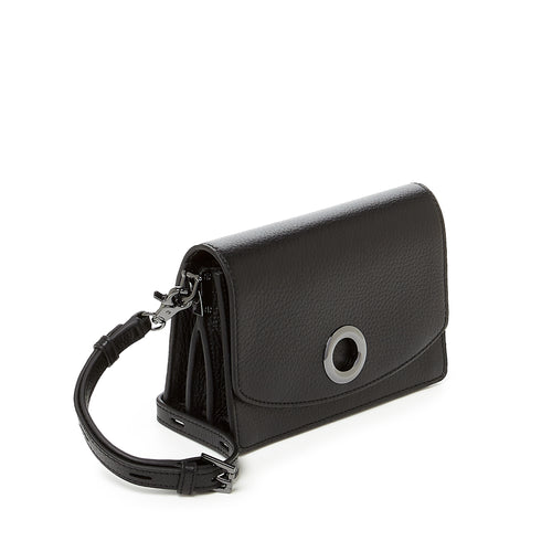 waverly crossbody black front Alternate View