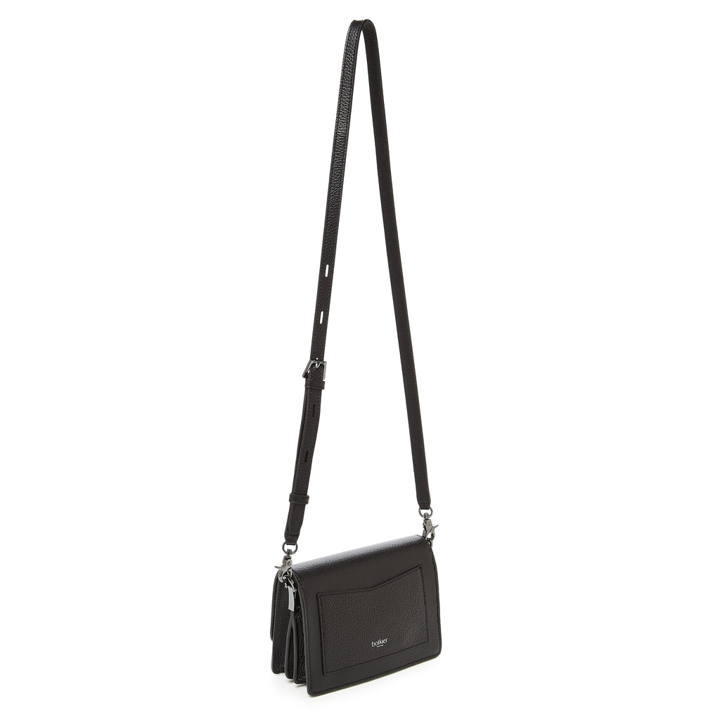 waverly crossbody black strap
