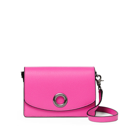 waverly crossbody dragonfruit front