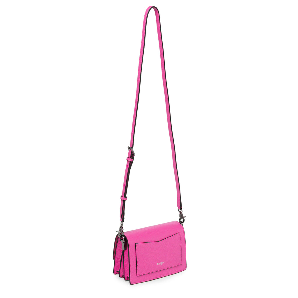 waverly crossbody dragonfruit strap