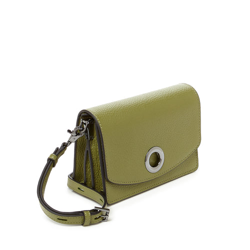 waverly crossbody moss front Alternate View