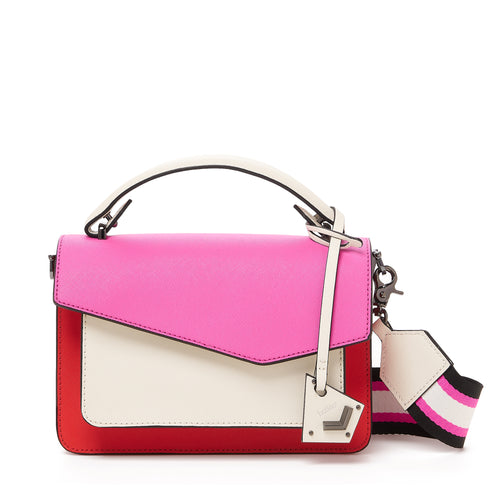 botkier cobble hill crossbody rio colorblock front