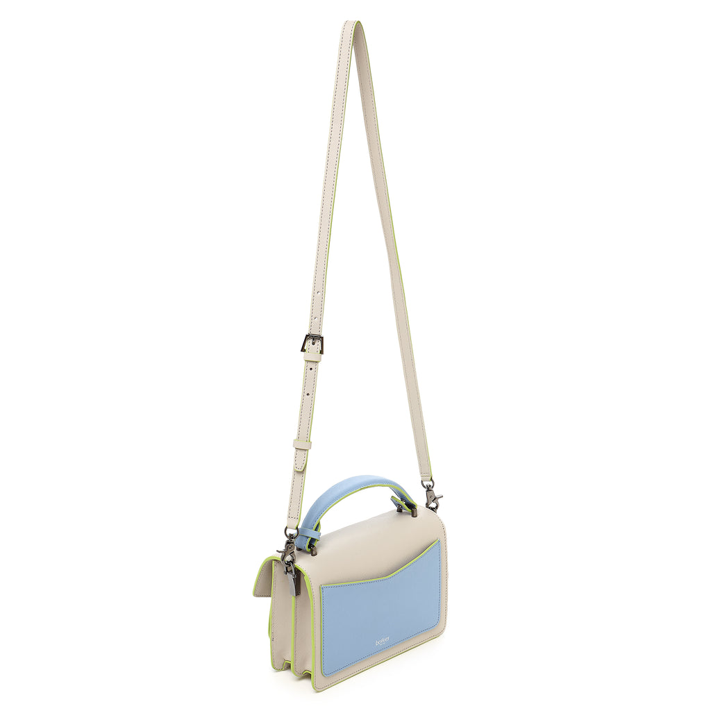 botkier cobble hill crossbody blue cadet sliced leather strap