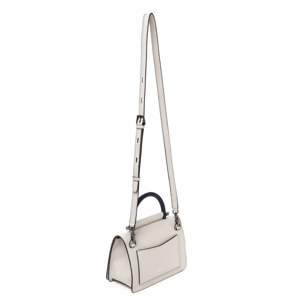 botkier austin top handle crossbody dove strap